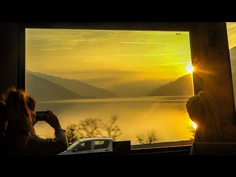 MOST SCENIC TRAIN ROUTE IN EUROPE