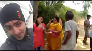 Husband Jump in River In front of Wife in Patiala - On Spot Video News