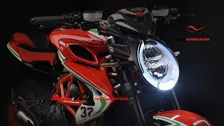 New MV Agusta Brutale 800 RC Releases 2019 Version | 2019 Brutale 800 RC Debuts at EICMA 2018
