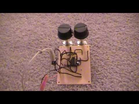 Stepped Tone Generator