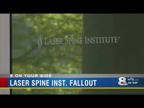 Laser Spine Institute employees looking for jobs while patients seek answers