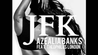 Azealia Banks - JFK feat. Theophilus London (Instrumenta HQ)