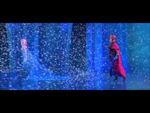 Frozen (2013) - For the First Time in Forever_reprise (French)