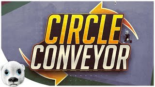 Circle Conveyor! - Build a Boat For Treasure ROBLOX