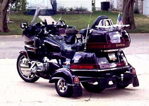 Still Ride Insta Trike