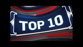 Check out the top 10 plays of the night featuring Jordan Clarkson, Josh Richardson, Lance Stephenson, Clint Capela, Derrick Jones Jr, and more! The Top 10 of ...