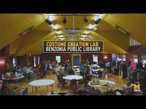 Maker Movement: Researching Making in Michigan Libraries