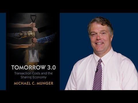 Duke Spring 2018 Faculty Books: Michael Munger
