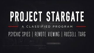 Inside The CIA's Remote Viewing Program: Project Stargate | Psychic Spies Documentary