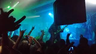 Cradle Of Filth - Heartbreak And Seance. Novosibirsk 11.06.2019
