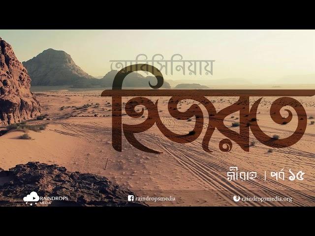 পর্ব ১৫ | সীরাহ | আবিসিনিয়ায় হিজরত | Rain Drops Media
