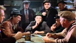 Classic Poker Scene - The Cincinnati Kid - Lousy Pair