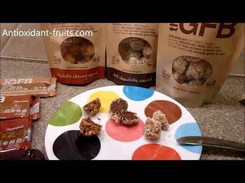 the-gluten-free-bar-gfb-coconut-cashew-crunch-bites-protein-bar-review---antioxidant-fruits