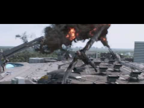 Captain America The Winter Soldier Clip - Good Vs Bad - OFFICIAL Marvel | HD