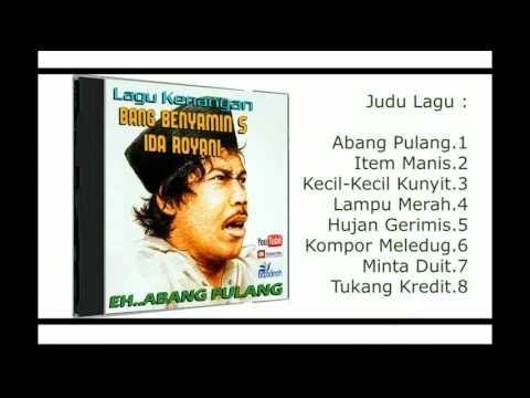 Benyamin s Album Abang Pulang Lagu Lawas Full