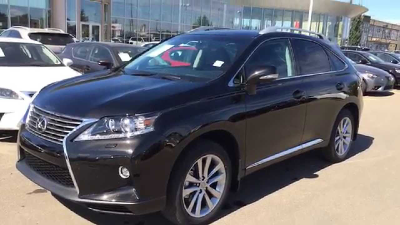 sportdesign htm on one scarborough pkg lexus owner sale rx suv for used