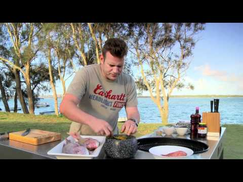 Heat Beads® Drive Thru Australia BBQ Recipes Thai Snapper