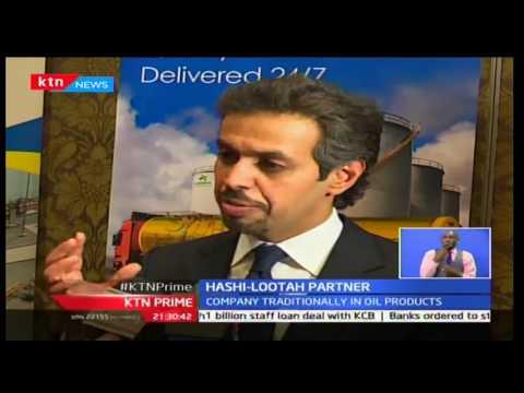 KTN Business: Dubai company SS Lootah signs partnership with Hashi energy, 5/10/16