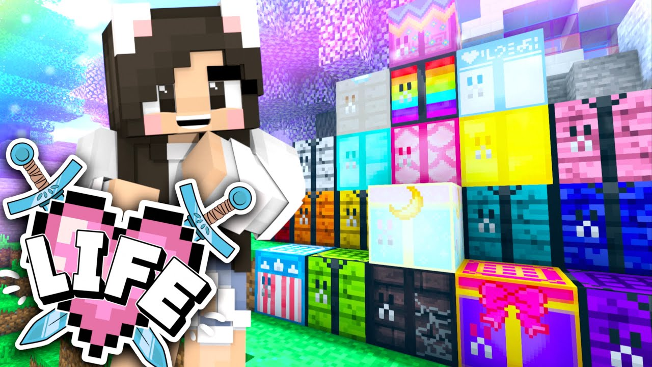 💙Collecting Crafting Tables?! X Life Ep.13