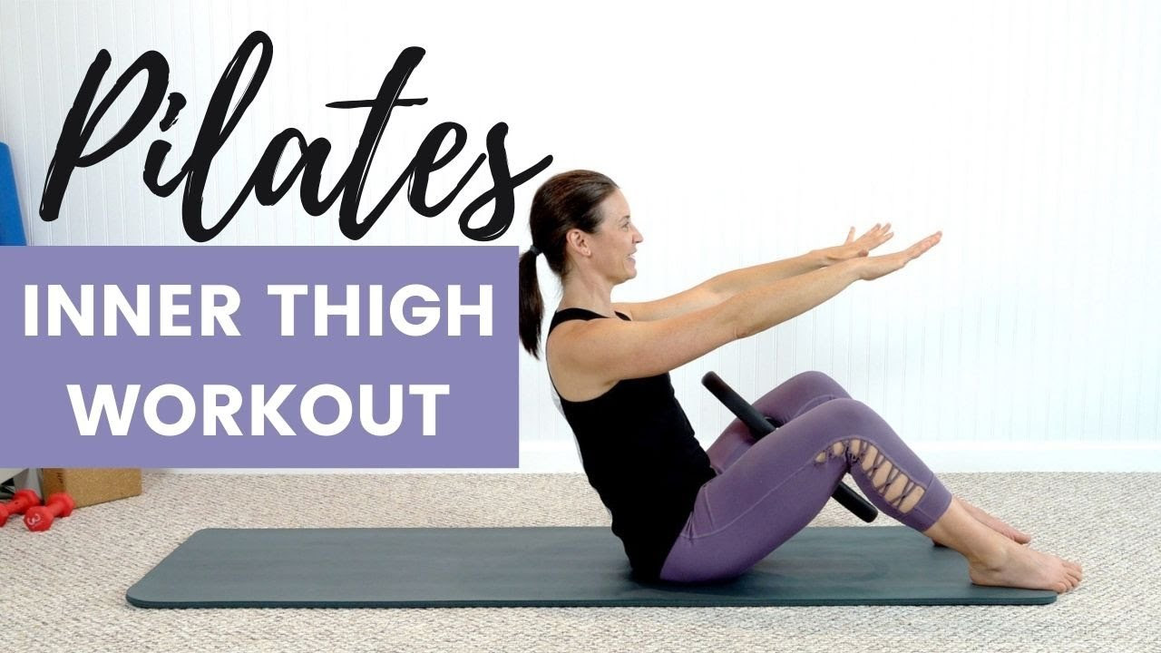 Pilates Ring Inner Thigh Workout