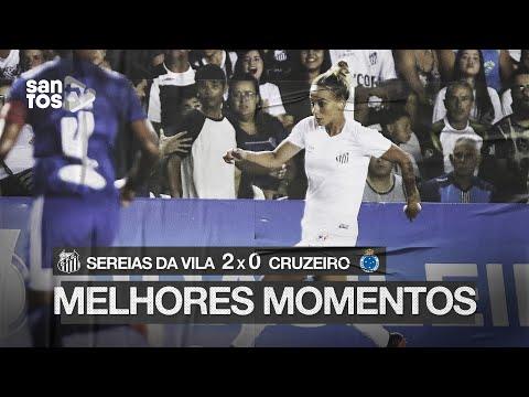 SEREIAS DA VILA 2 X 0 CRUZEIRO | MELHORES MOMENTOS | BRASILEIRÃO (17/02/20)