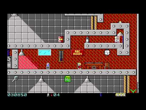 Secret Agent (PC/MS-DOS) - 1x01 - Youre Late 006 1/2...