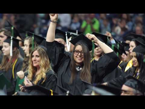 Ivy Tech Community College -  2017 North Central Graduation