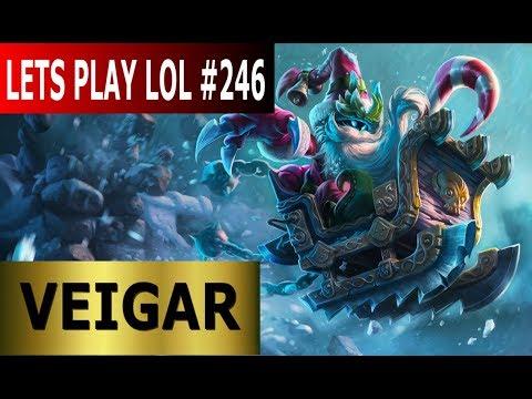 Veigar Mid - Full Gameplay [Deutsch/German] Let's Play League of Legends #246