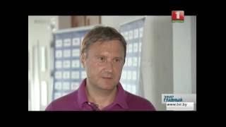 Интервью с главным тренером сборной Беларуси по футболу. Главный эфир