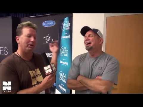Shawn Parr talks with Garth Brooks!