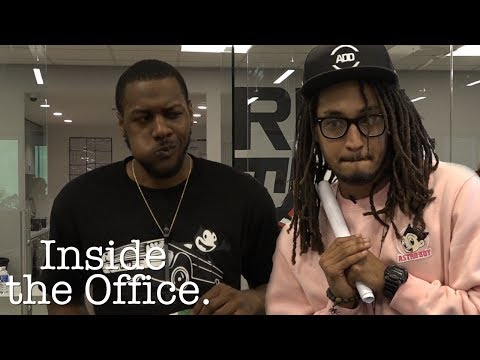 Law & Order | Inside the Office