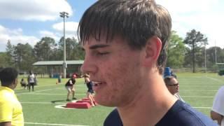 Jake Coker, 3-28-16
