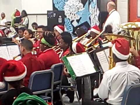 Adamson middle school Christmas program