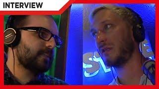 Interview zur Drachenlord Doku mit Dennis Leiffels - HerrNewstime