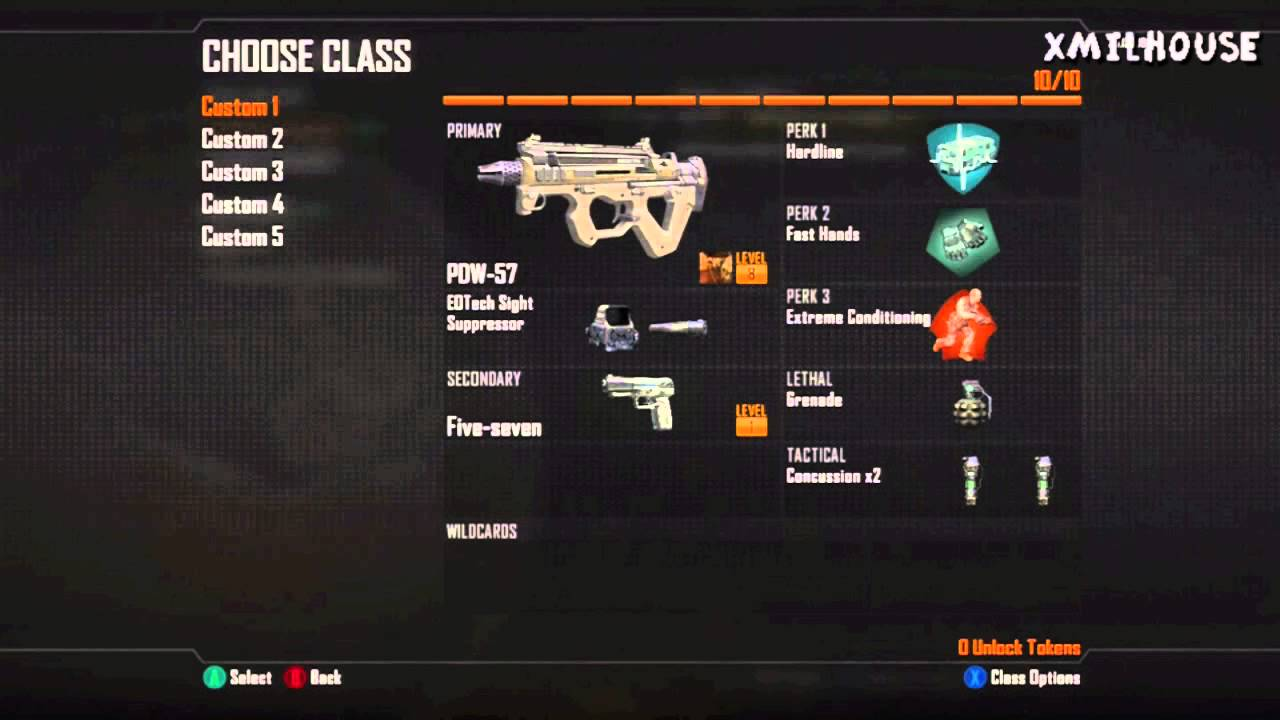 How To Change Your Camo (black Ops 2)