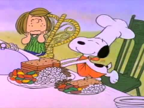 It's Thanksgiving Charlie Brown with Nicole Westbrook