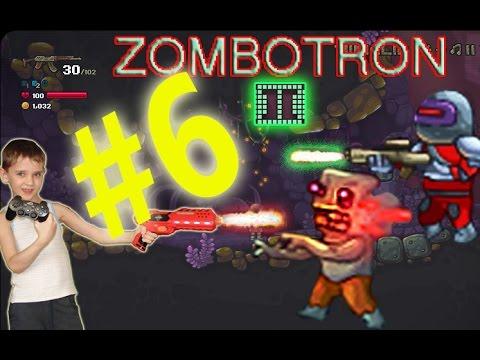 Прохождение Zombotron 2 #6 Let's play Zombotron 6! - YouTube