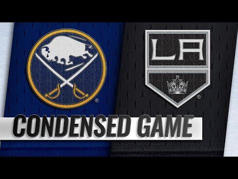 10/20/18 Condensed Game: Sabres @ Kings