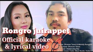 Rongro jui rap pet karaoke