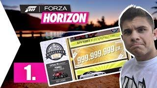 TEKERNI VALÓ! :D | Forza Horizon 3. WHEELSPIN #1.