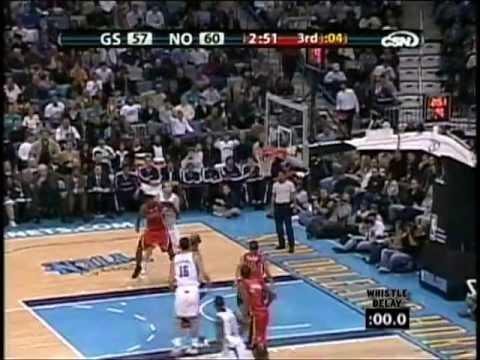 NBA Ref Very Late Call