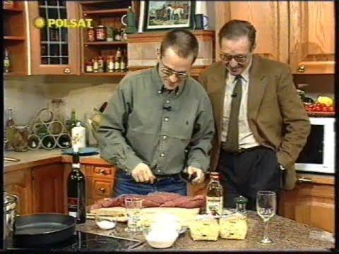 Krzysztof Zanussi gotuje w Polsacie 1996