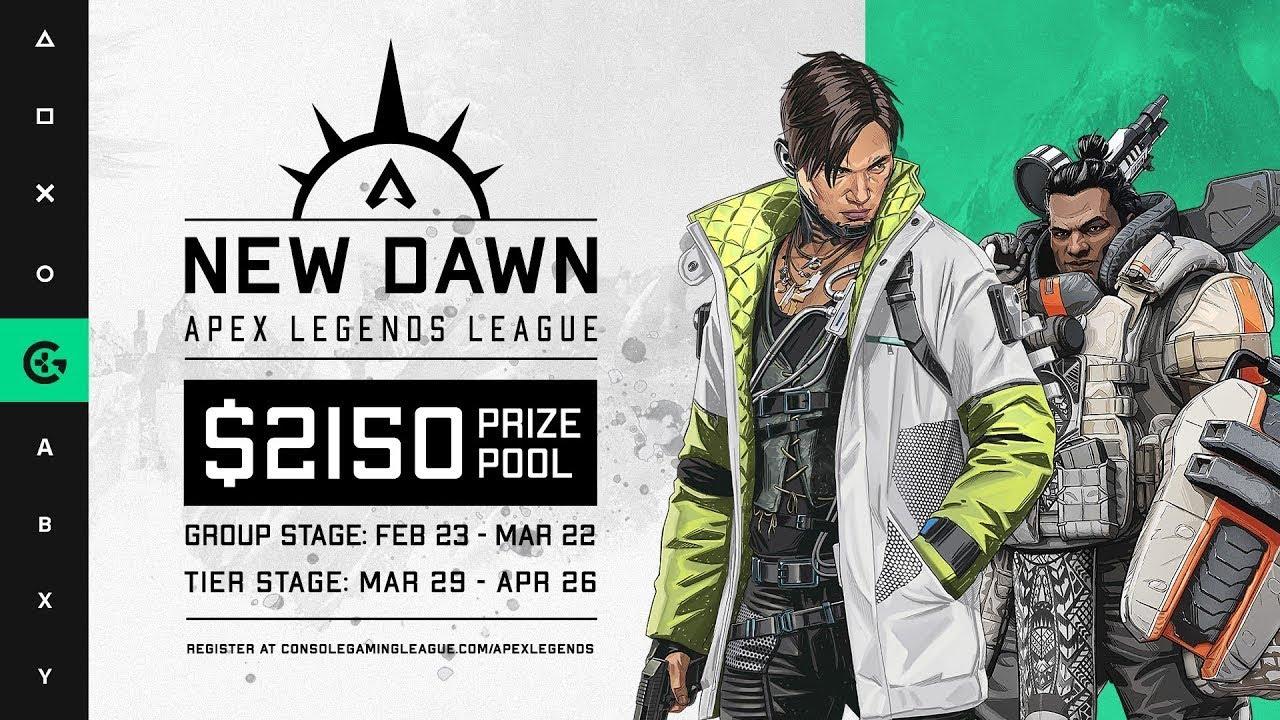 APEX New Dawn Playoffs - Day 2