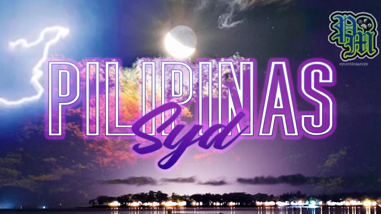 Download Syd - Pilipinas (Vertical Visualizer)