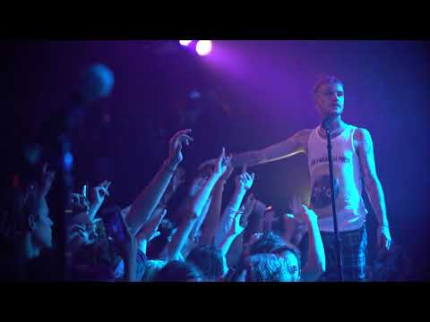 lil peep 'star shopping' + 'beamer boy' live in seattle (cow