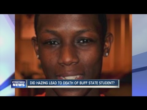 Did hazing lead to death of Buff State student?
