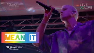 Lauv & Lany - Mean It (Live at iHeartRadio)