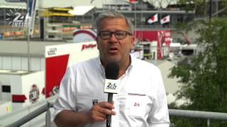 24 Heures du Mans - Emission 24h inside du jeudi 11 juin