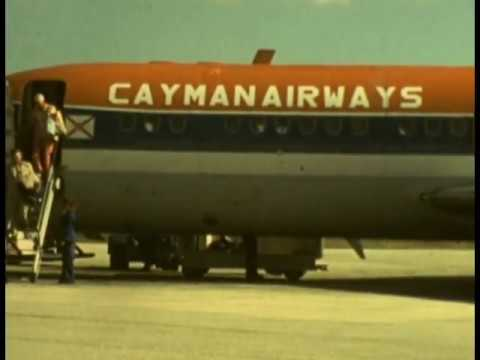 Owen Roberts Airport 1976