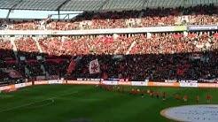 Bayer 04 Leverkusen Mannschaftsaufstellung 3.11.2018